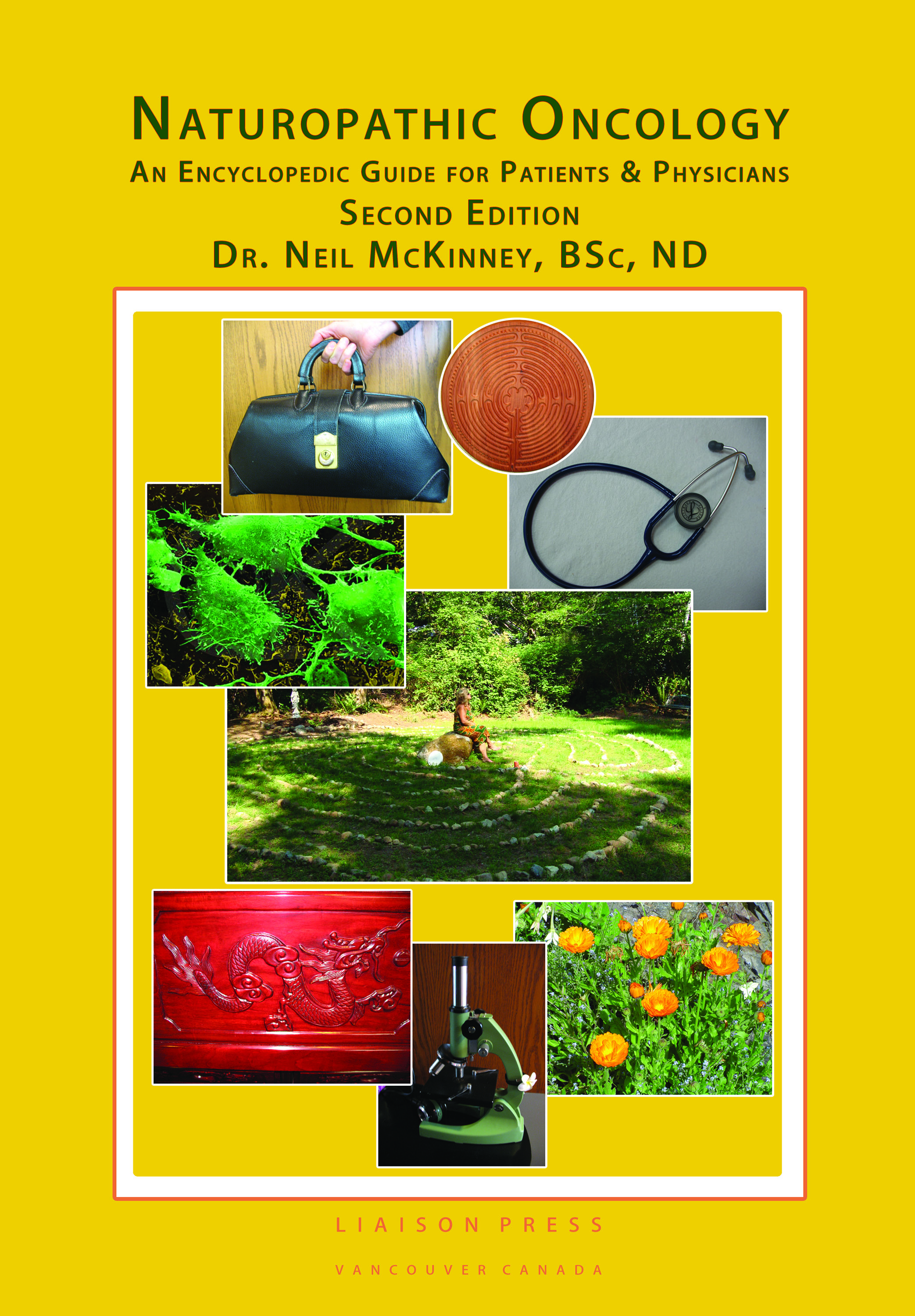 Dr McKinney Naturopathic Oncology 2nd Edition